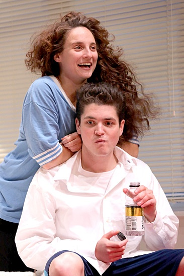 'Bad Jews' Show Photos — Tracee Chimo — Philip Ettinger