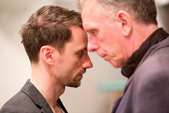 Macbeth – Rehearsal Photos – Derek Wilson – Christopher McHale