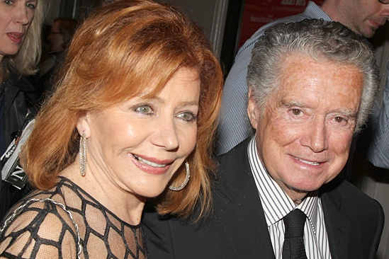 Big Fish – Opening Night – Joy Philbin - Regis Philbin