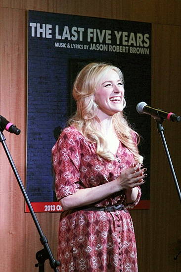 The Last Five Years – CD Signing – Betsy Wolfe