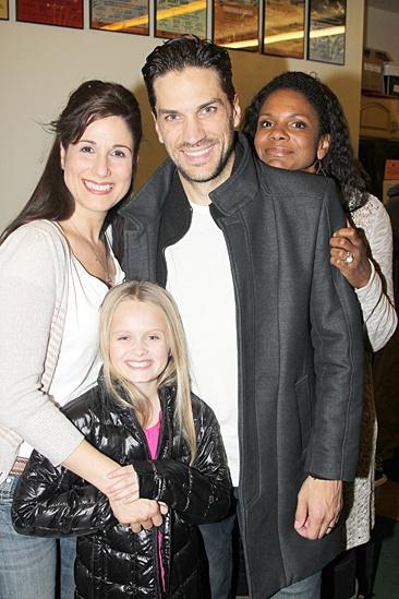 Little Miss Sunshine – Audra visit – Stephanie J. Block – Hannah Rose Nordberg - Will Swenson – Audra McDonald
