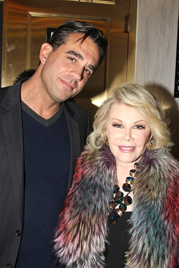 A Time to Kill – Opening Night – Bobby Cannavale – Joan Rivers