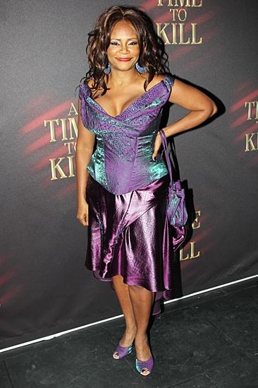 A Time to Kill – Opening Night – Tonya Pinkins