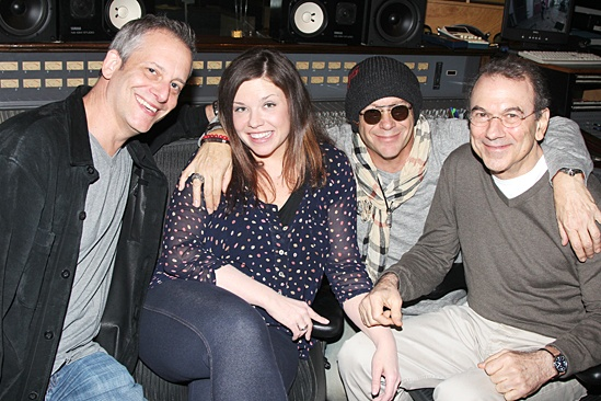 A Night with Janis Joplin – Cast Recording – Dan Chilewich – Mary Bridget Davies – Randy Johnson – Russ Titelman