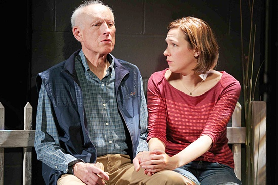 <I>Too Much, Too Much, Too Many</I>: Show Photos - James Rebhorn - Rebecca Henderson