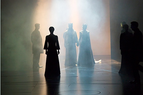 <I>Macbeth</I>: Show Photos - Cast