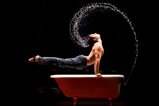 <I>La Soiree</I>: Show Photos - Bath Boy