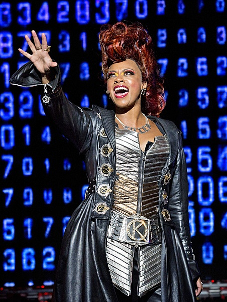 Show Photos - We Will Rock You - tour - Jacqueline Arnold