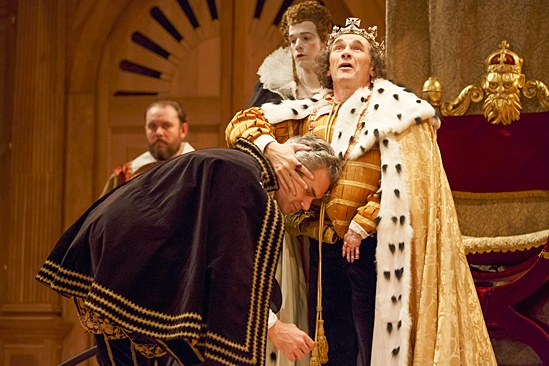 <I>Richard III</I>: Show Photos - Angus Wright - Joseph Timms - Mark Rylance