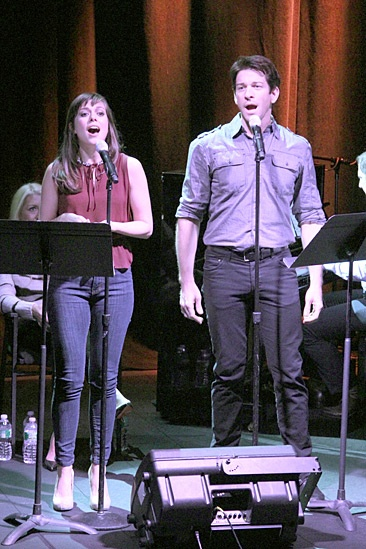 Rocky preview – Margo Seibert – Andy Karl