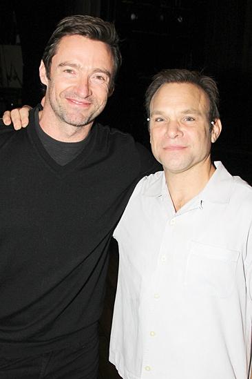 Big Fish – Hugh Jackman Visit – Hugh Jackman – Norbert Leo Butz