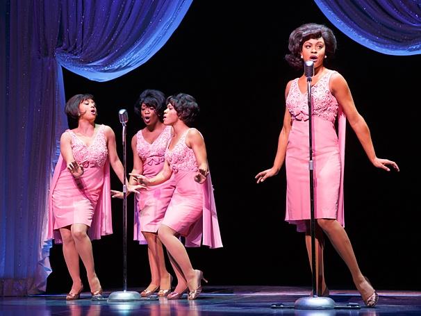 <i>Beautiful: The Carole King Musical</i>: Show Photos - Ashley Blanchet - Rashidra Scott - Alysha Deslorieux - Carly Hughes