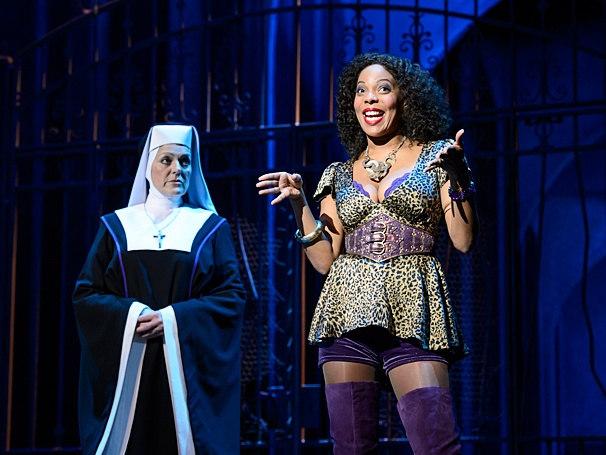 <I>Sister Act</I>:Tour Show Photos - 5/14