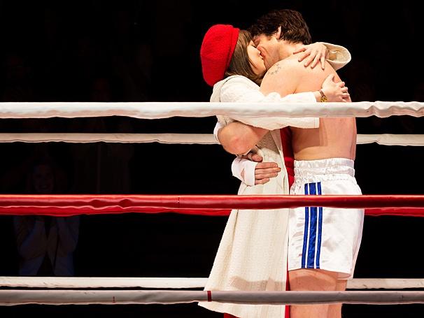 Rocky - Show Photos - PS - Andy Karl - Margo Seibert