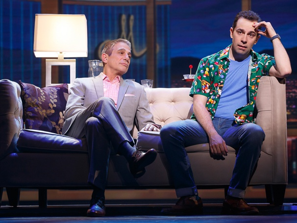 Honeymoon in Vegas - Show Photos - 12/14 - Tony Danza - Rob McClure