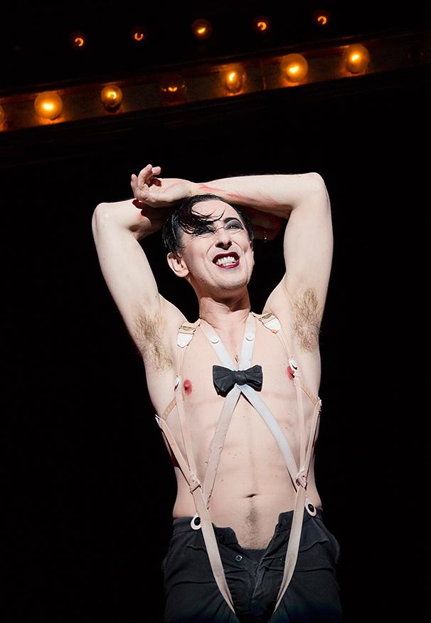 Cabaret - SHow Photos - Alan Cumming