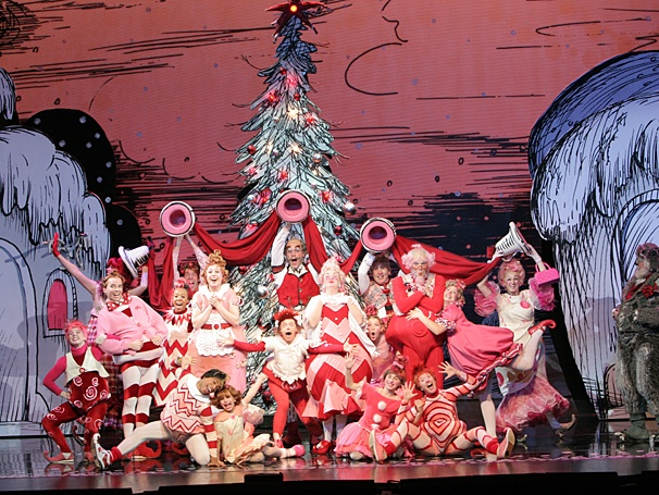 show photos how the grinch stole christmas cast - How The Grinch Stole Christmas Cast