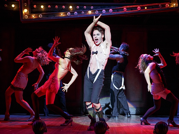 Cabaret - Prod Photos - National Tour - 2016