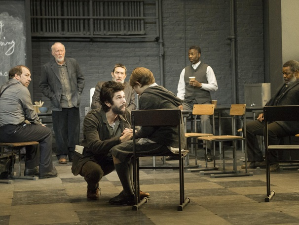 Show Photos - The Crucible - 3/16 - Ben Whishaw - Tavi Gevinson