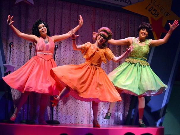 Show Photos - The Marvelous Wonderettes