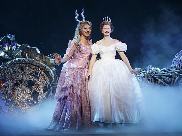 Cinderella - National Tour - Production Photos - 2016