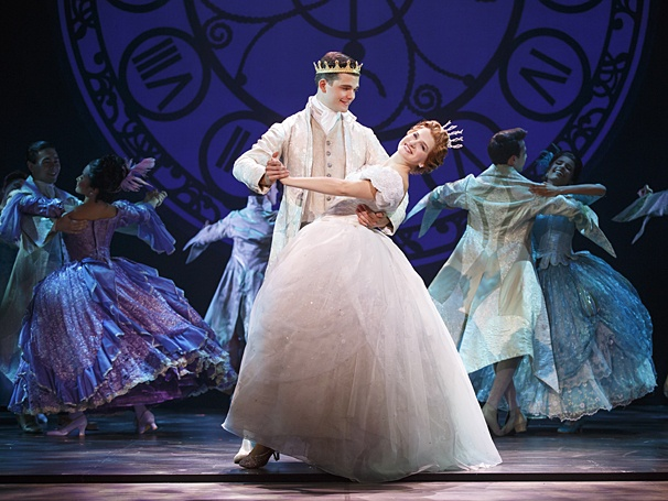 Cinderella - National Tour - Production Photos - 2016