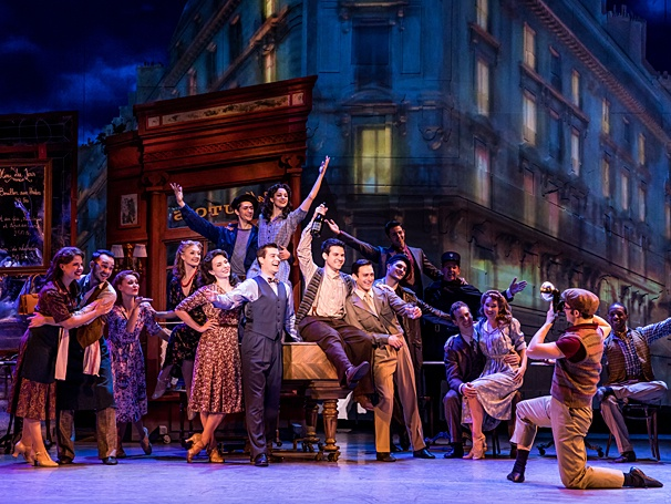 An American in Paris - National Tour - Production Photos - 2016