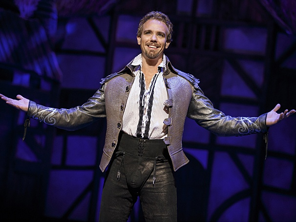 Something Rotten - National Tour - Production Photos - 2017