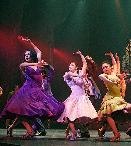 West Side Story - Show Photos - Karen Olivo