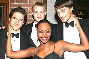 Wicked Opening - Kisha Howard (with friends)