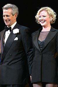 Gretchen Mol Chicago Curtain - James Naughton - Gretchen Mol (curtain call)