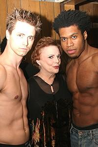 Something Wicked Benefit - L.J. Jellison - Carole Shelley - Derrick Williams