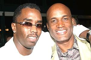 A Raisin in the Sun opening - Sean Combs - Kenny Leon