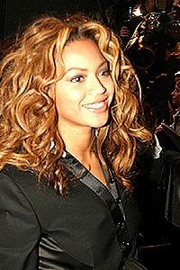 A Raisin in the Sun opening - Beyonce Knowles