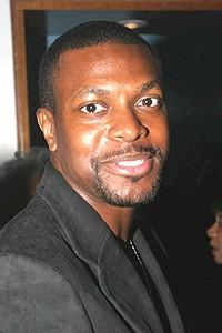 A Raisin in the Sun opening - Chris Tucker