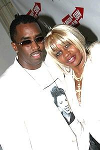 A Raisin in the Sun opening - Sean Combs - Janice Combs