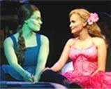 Kristin Chenoweth Leaves Wicked - Norbert Leo Butz - Michelle Federer