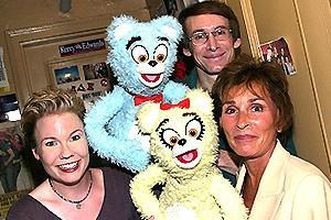 Judge Judy at Avenue Q - Jennifer Barnhart - Bears - Rick Lyon