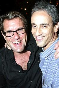 Broadway photo 7 of 19 hairspray cast members say bye to mckean farewell jim j bullock lon hoyt sciox Image collections