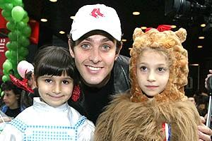 Wicked Block Party - Joey McIntyre - kids