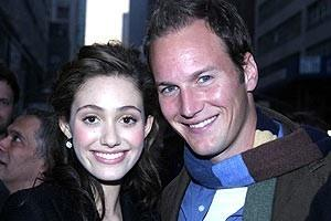 Phantom Film Stars at Bloomingdale's - Emmy Rossum - Patrick Wilson