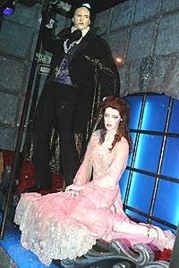 Phantom Film Stars at Bloomingdale's - Window #1