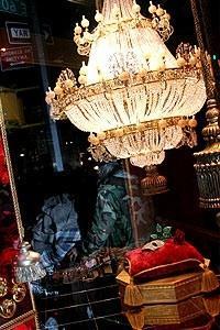 Phantom Film Stars at Bloomingdale's - Window #2