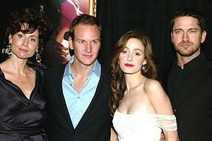 The Phantom of the Opera Movie Premiere - Minnie Driver - Patrick Wilson - Emmy Rossum - Gerard Butler