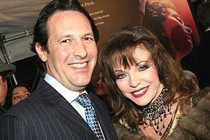 The Phantom of the Opera Movie Premiere - Percy Gibson - Joan Collins