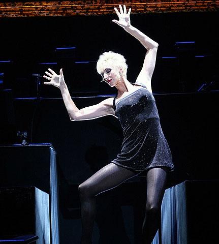 Chicago - Show Photo - Amra-Faye Wright (jazz hands)