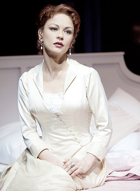 Show Photos - A Little Night Music - Catherine Zeta-Jones (send in the clowns)