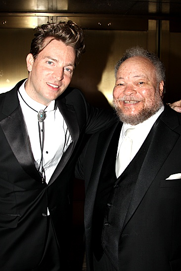 2010 Tony Awards Red Carpet – Levi Kreis – Stephen McKinley Henderson