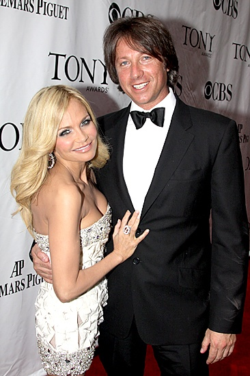2010 Tony Awards Red Carpet – Kristin Chenoweth – Robert Watman