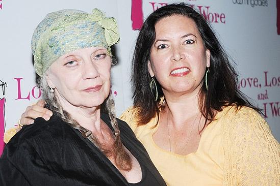 Love Loss July Cast - Ilene Beckerman – Karen Carpenter